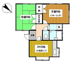 KOYO横浜レジデンス[102号室]の間取り