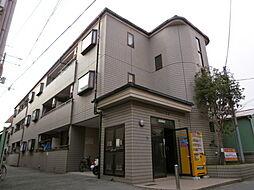 サンシャイン安田[2階]の外観