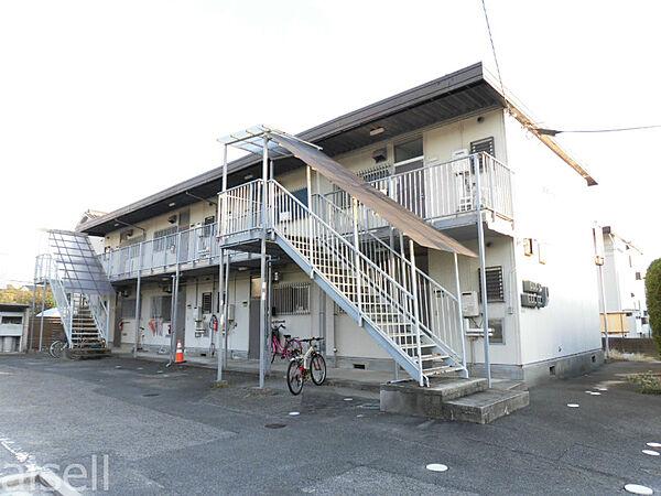 広島県広島市佐伯区三筋2丁目の賃貸アパート