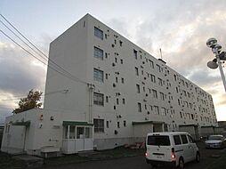 ビレッジハウス札苗1号棟[2階]の外観
