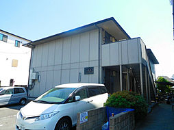 大阪府守口市大枝西町の賃貸アパートの外観