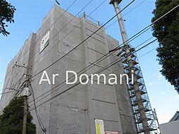 (仮)八州ビル 新築工事[11階]の外観