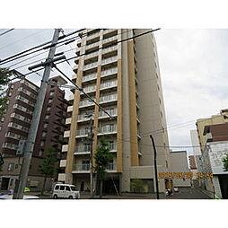 北海道札幌市中央区南九条西12丁目の賃貸マンションの外観