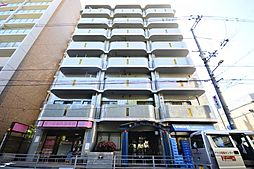 ルミネス阪南[3階]の外観