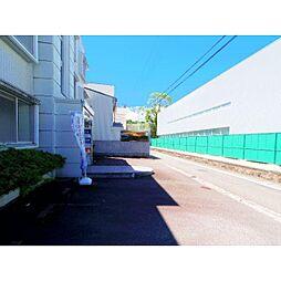 静岡県静岡市葵区長谷町の賃貸マンションの外観