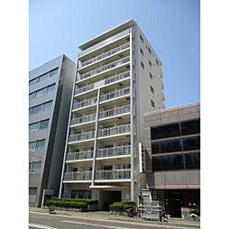 新潟県新潟市中央区東中通1丁目の賃貸マンションの外観