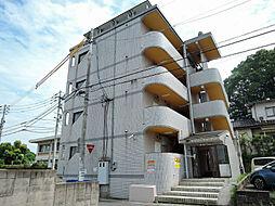 福岡県北九州市八幡西区南鷹見町の賃貸マンションの外観