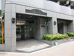 ノルデンタワー新大阪のマンションエントランスはここからお入り下さい