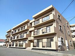 福岡県北九州市八幡西区医生ケ丘の賃貸マンションの外観