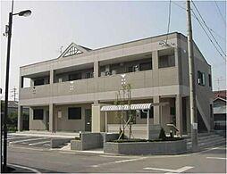 愛知県清須市西枇杷島町小田井3丁目の賃貸アパートの外観