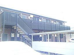 アンプルールリーブルAzumi[1階]の外観