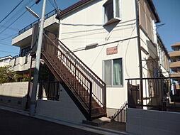 サンハイム赤塚[2階]の外観