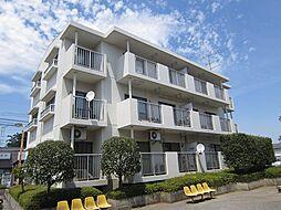 埼玉県上尾市大字今泉の賃貸マンションの外観