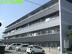 三重県松阪市大黒田町の賃貸マンションの外観