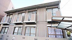 エスポワール城南[1階]の外観
