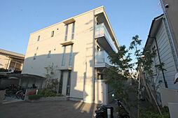大阪府豊中市原田元町1丁目の賃貸マンションの外観