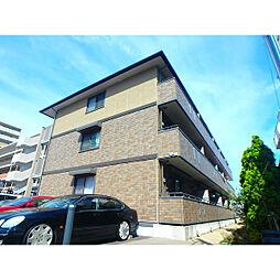 千葉県船橋市山野町の賃貸アパートの外観