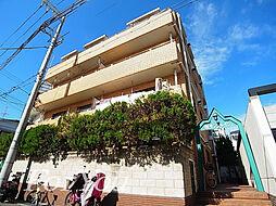 兵庫県神戸市灘区灘北通2丁目の賃貸マンションの外観