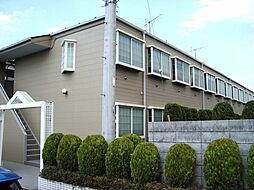 東京都足立区北加平町7丁目の賃貸アパートの外観