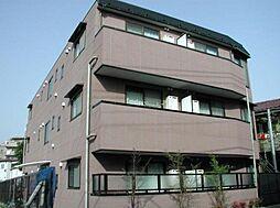 東京都狛江市中和泉1丁目の賃貸マンションの外観