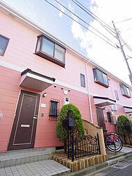 [タウンハウス] 東京都練馬区西大泉1丁目 の賃貸【/】の外観