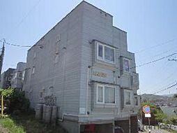 AMS桜E棟[1階]の外観