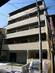 京都府京都市東山区進之町の賃貸マンションの外観