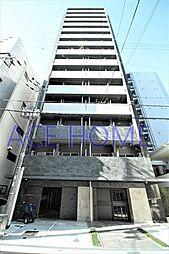ファーストステージ江戸堀パークサイド[1201号室号室]の外観
