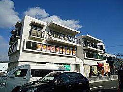 愛知県名古屋市千種区千代が丘の賃貸マンションの外観