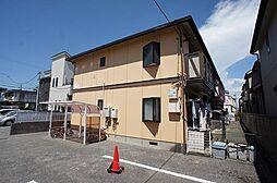 関川ハイツB[1階]の外観