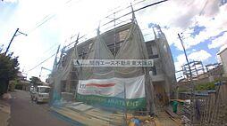 K's Residence瓢箪山[2階]の外観