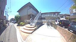 エントピア西堤[1階]の外観