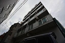 ホーユウコンフォルト東住吉[2階]の外観