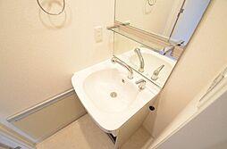プレサンス丸の内レジデンスIIIの洗髪洗面化粧台