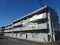 上岡田ガーデンハイツ[2階]の外観
