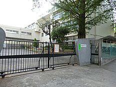 日野第六小学校 1227m
