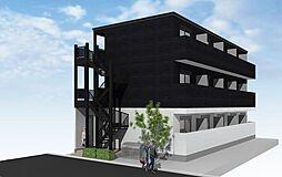 仮称)加平3丁目新築アパート[103号室]の外観