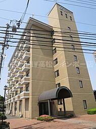 香川県高松市扇町2丁目の賃貸マンションの外観
