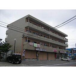 愛知県岡崎市日名西町の賃貸マンションの外観