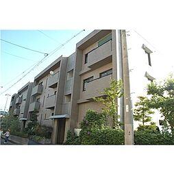大阪府茨木市水尾4丁目の賃貸マンションの外観