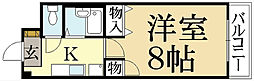 stable北山[3階]の間取り
