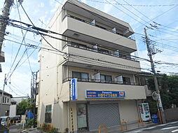 神奈川県横浜市神奈川区六角橋5丁目の賃貸マンションの外観