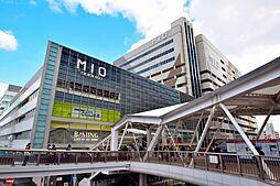 ショッピングセンター天王寺ミオまで1850m