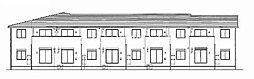 フェリオ II[2階]の外観