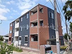JR埼京線 南与野駅 バス16分 本村下車 徒歩3分の賃貸アパート