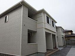 兵庫県明石市大蔵町の賃貸アパートの外観