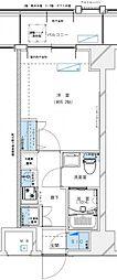 レジデンツア西神奈川[404号室号室]の間取り