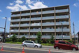 埼玉県さいたま市浦和区常盤7丁目の賃貸マンションの外観