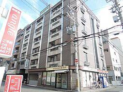 リバーライズ八戸ノ里[6階]の外観