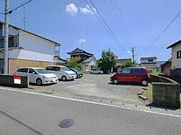 三日月町久米月決駐車場